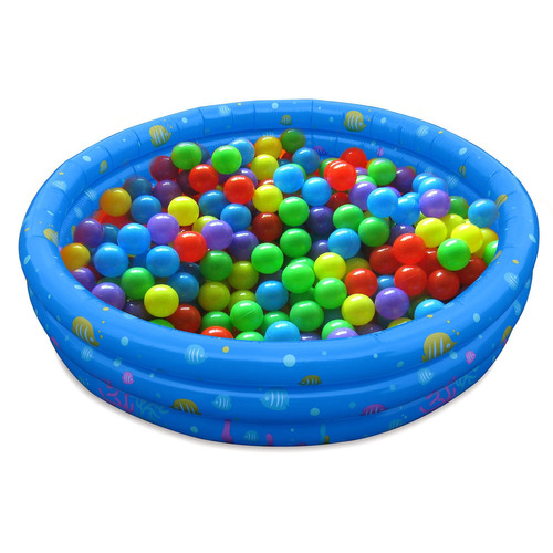 piscina inflable agua