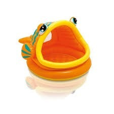 piscina inflable agua pelotas bebe juguete oferta pez intex