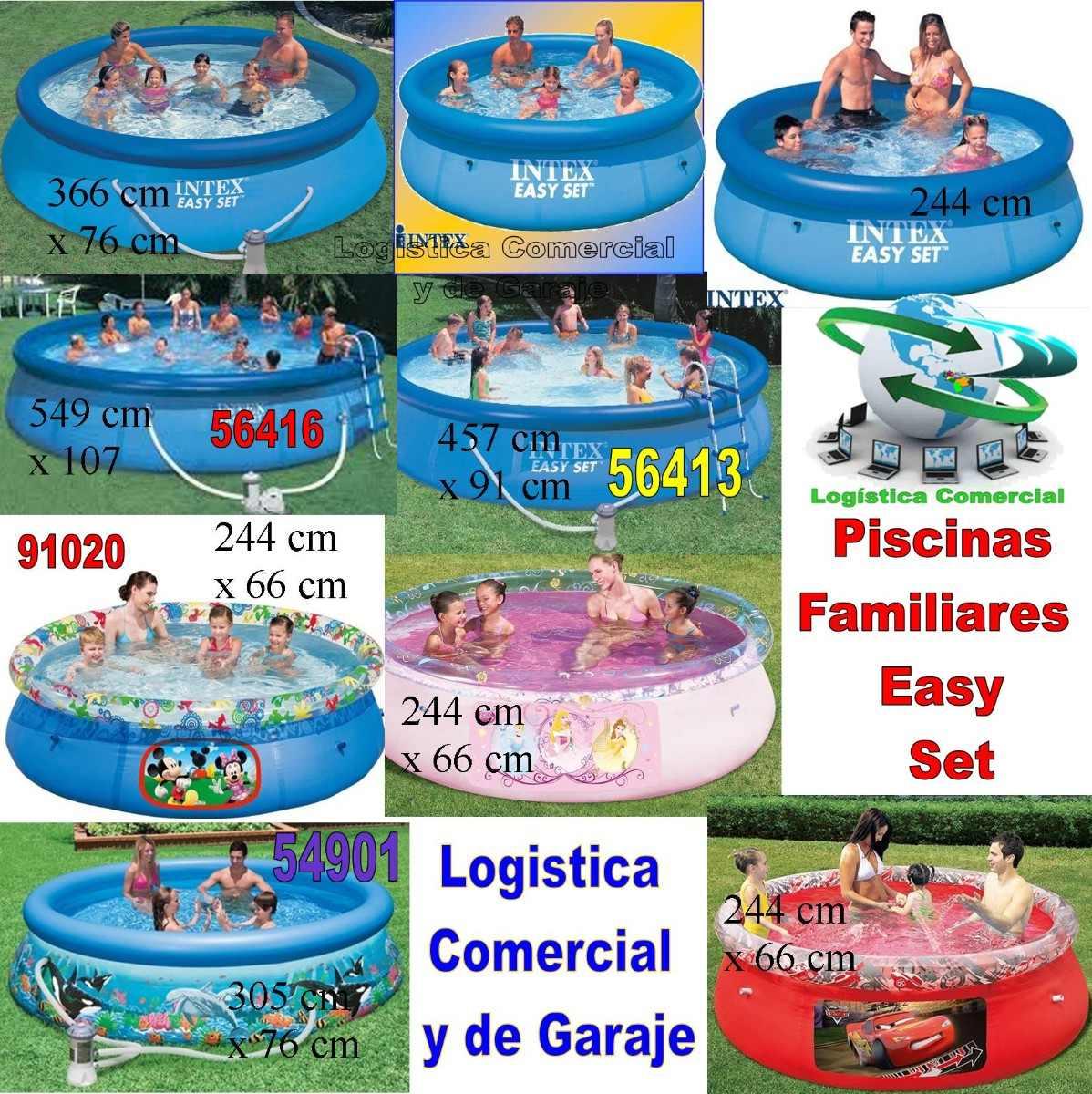 Piscina inflable arcoiris con parasol 155x135x104 cm intex for Ofertas de piscinas
