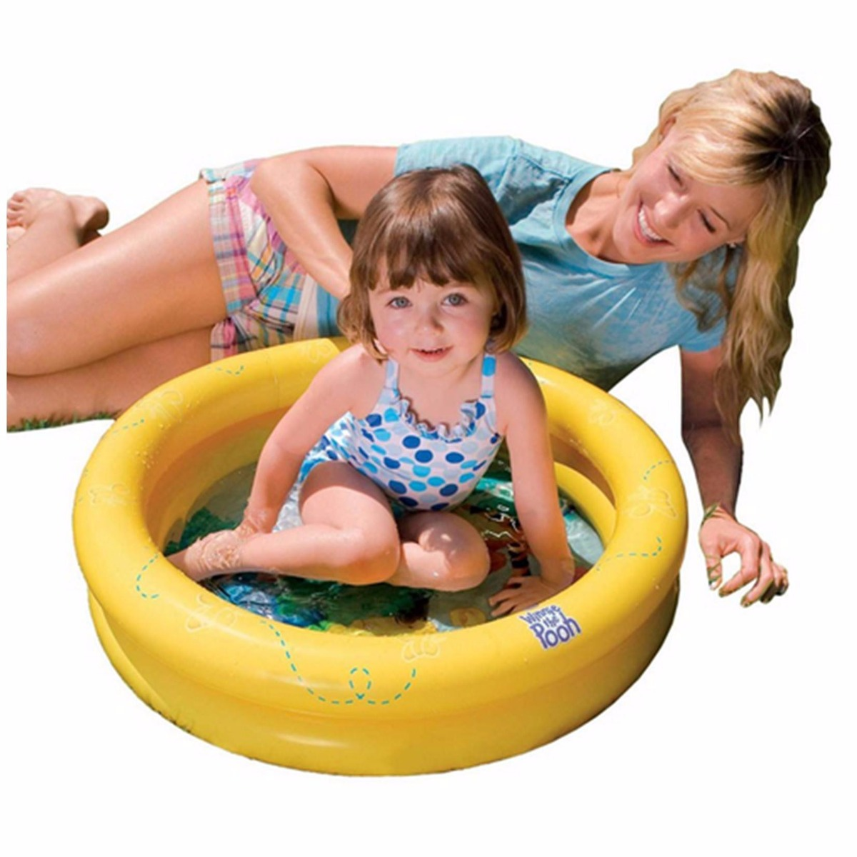 piscina inflable bebes ni os 61x15cm winnie the pooh 58922