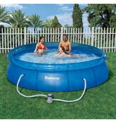 piscina inflable con motor portatil