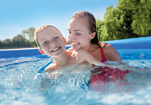 piscina inflable intex 28110 easy set 244cm 2419l