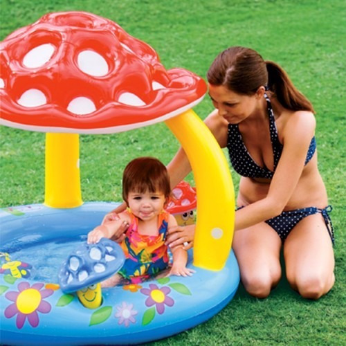 piscina inflable intex 57114 hongo 1.02x89cm
