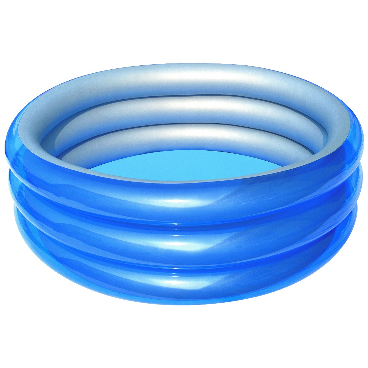 Piscina inflable metalica 3 anillos bestway 51042 19 for Piscina inflable bestway