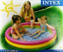 Piscina inflable ni os intex en mercado libre for Piscina inflable intex