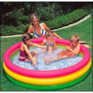 piscina inflable ni os intex en mercado libre