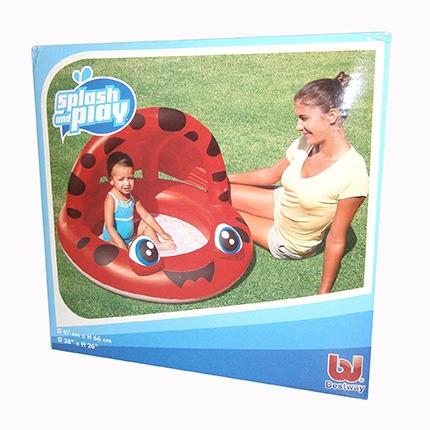 piscina inflable para bebe 97x66cm.