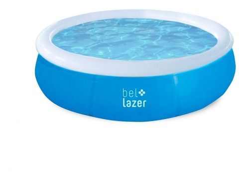 piscina inflável 1000 litros c/ kit reparo 100000 belfix