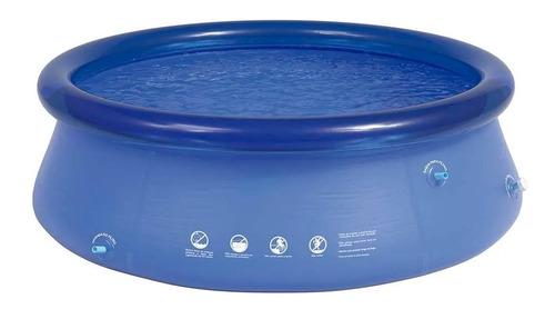 piscina inflável 1900 litros splash fun mor