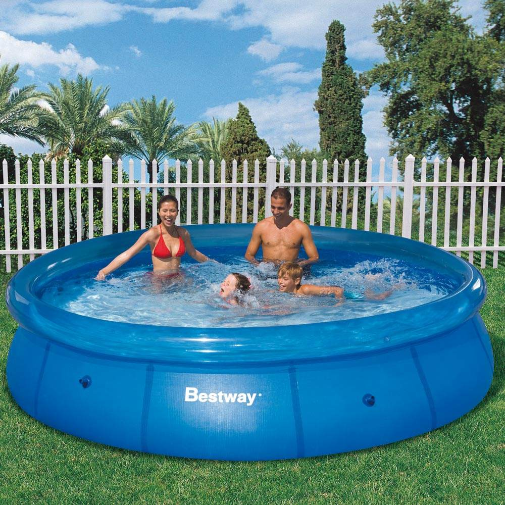 Piscina infl vel litros bestway intex 5500 for Piscina 6000 litros