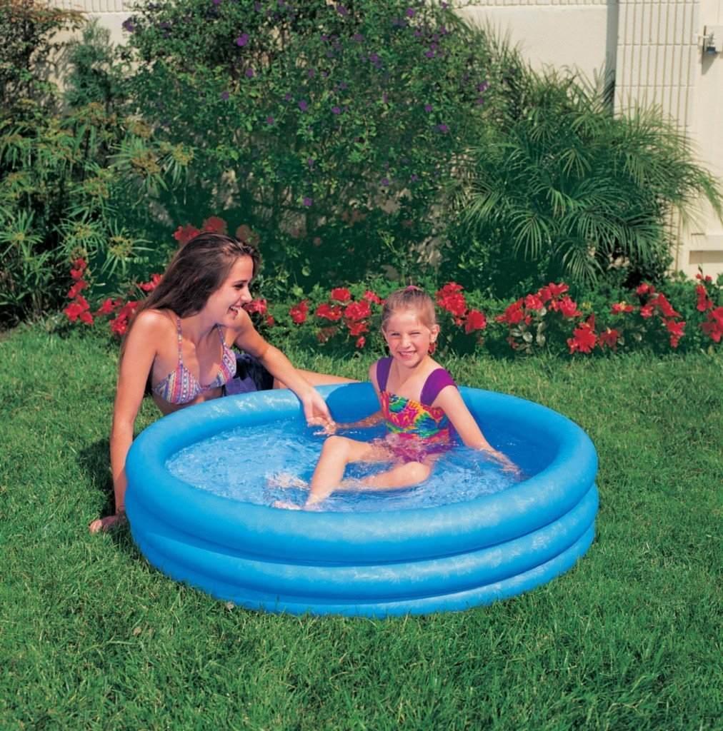 piscina infl vel bolinas bebe intex r 75 00 em mercado