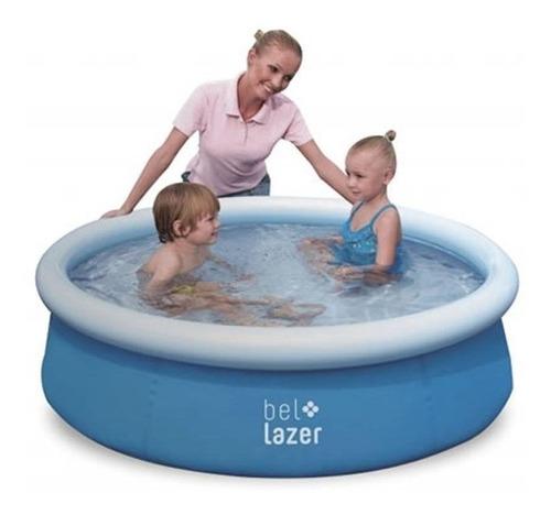 piscina inflável infantil bel life 500 l ùltimas unidades