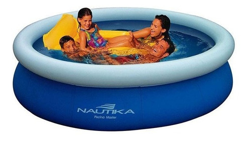 piscina inflável master p2600 nautika