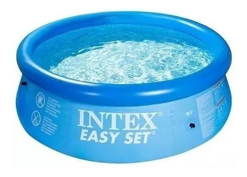 piscina inflável redonda easy set 3.853 litros