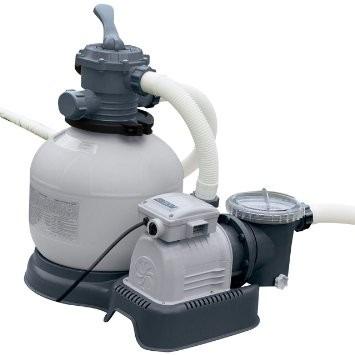 Piscina intex 17203 litros completa bomba filtro capa for Filtro piscina intex