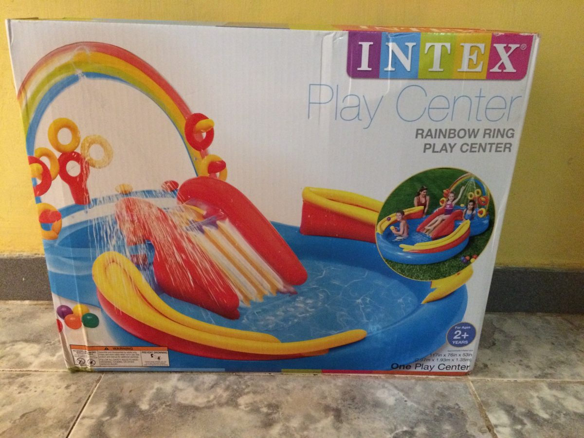 Piscina intex para ni os bs en mercado libre for Piscinas desmontables infantiles
