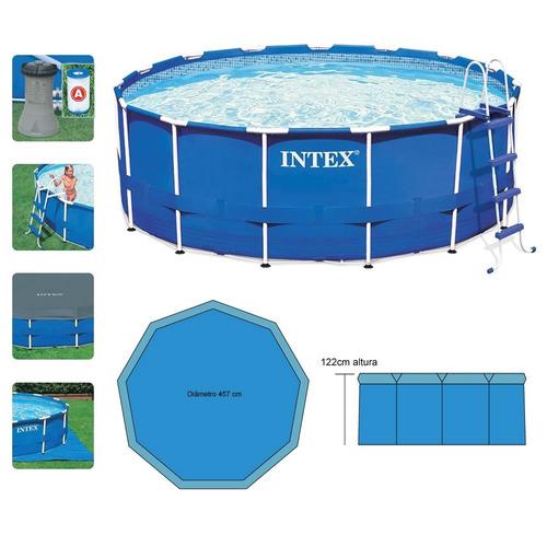 piscina intex precio negociable