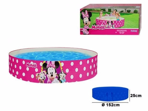 piscina minnie mouse