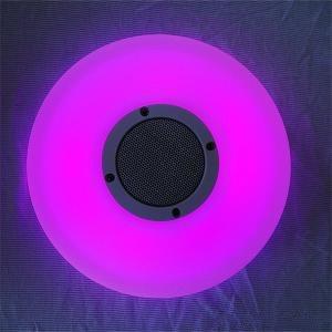 piscina musical iluminação luz de led