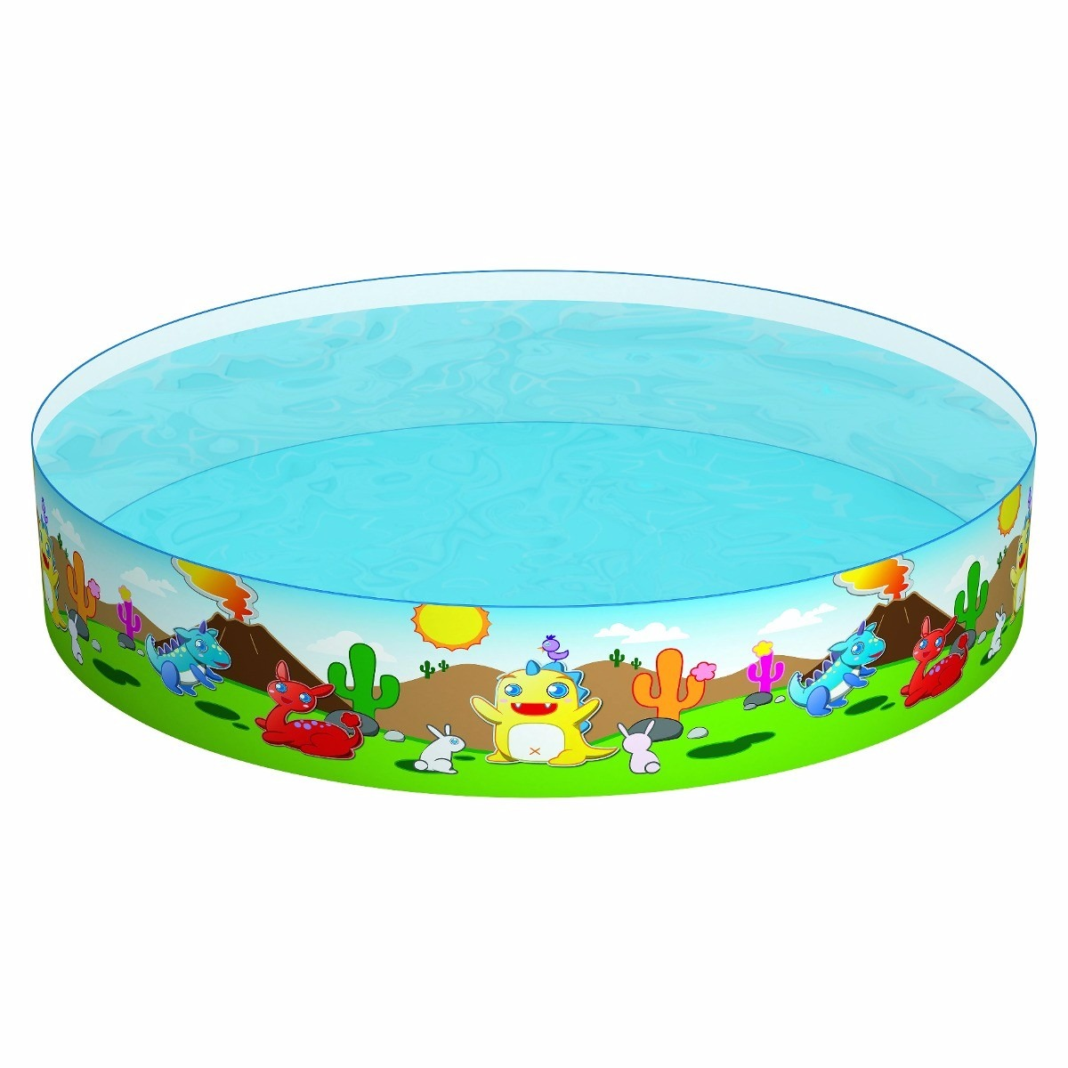 Piscina para ni os y ni as infantil x 38cm 7 for Piscinas infantiles