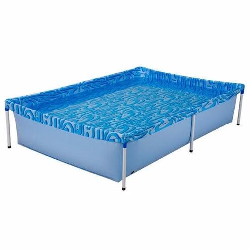 piscina plastica 1000l mor infantil estruturada 189x126x42cm