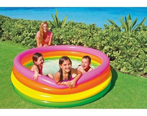 piscina pôr do sol 780 l - intex 56441
