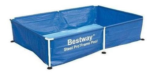 piscina rectangular 190x130x42 cm. bestway (envío gratis)