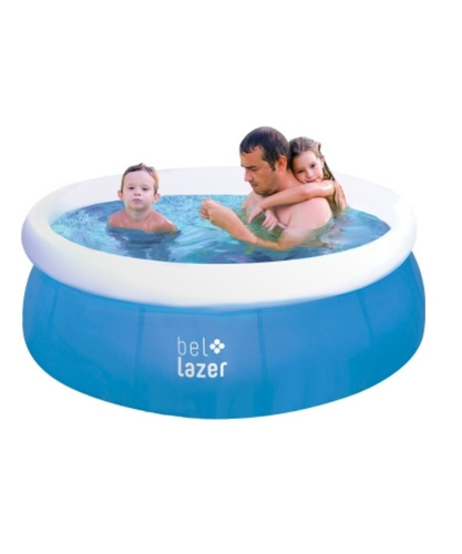 piscina redonda inflável 1400 litros 140002 belfix