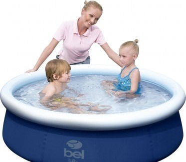 piscina redonda inflavel life 1000 litros
