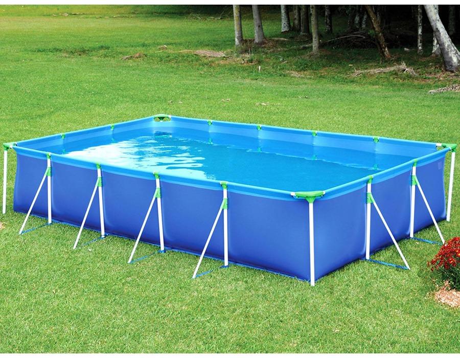 piscina retangular litros premium mor frete gr tis