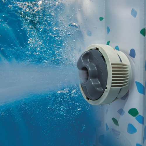 piscina spa ofuro aquecimento miami inflável 669l bestway