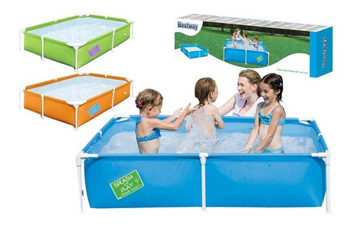 piscina splash and play 771lt 56218
