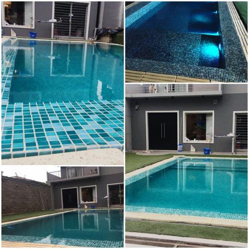 piscinas construcción de hormigón