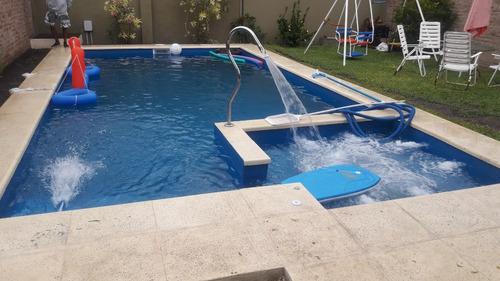 piscinas construcción en hormigón proyectado servicio