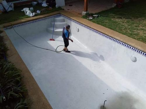 piscinas - construcción - revestimientos