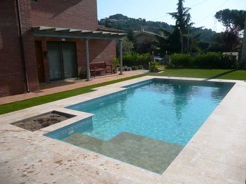 piscinas construcción servicio
