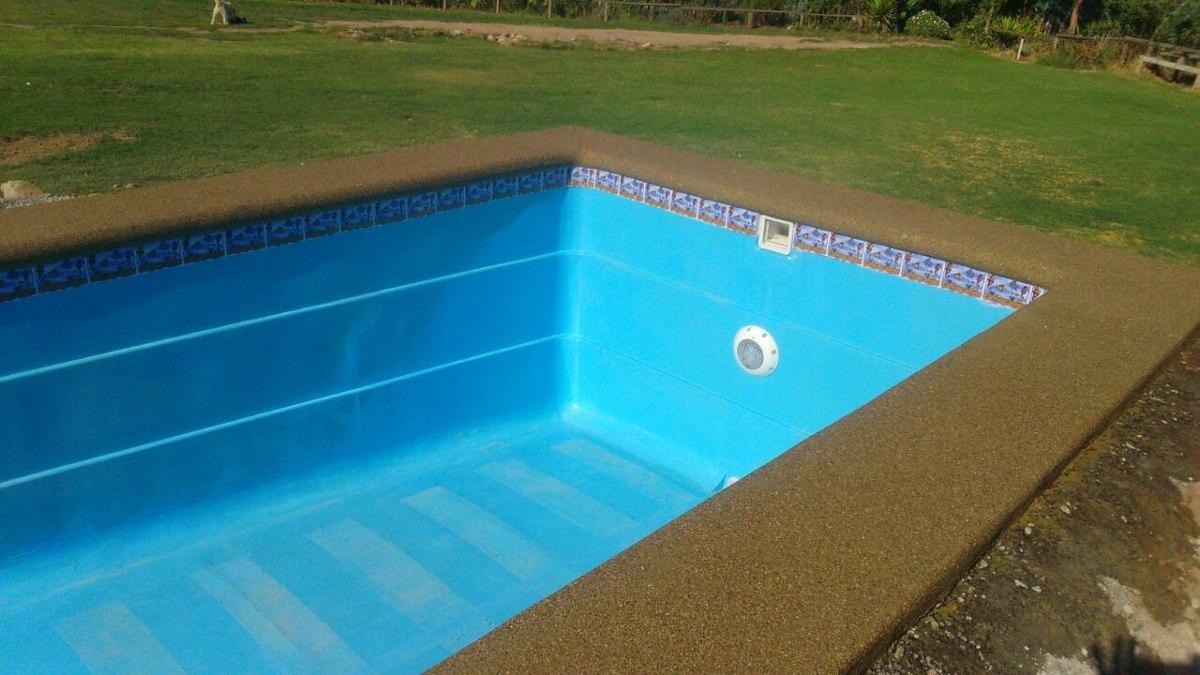 Piscinas de fibra de vidrio 3 en mercado libre - Vidrio para piscinas ...