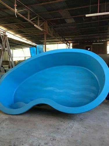 piscinas de fibra de vidrio