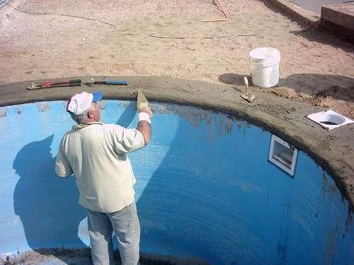 Piscinas de fibra de vidrio al mejor precio modelo bora for Cuanto sale hacer una piscina en chile