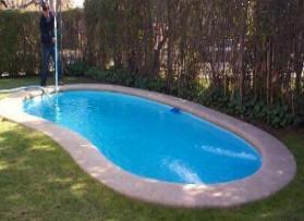 piscinas de fibra de vidrio mod bora bora forma rion