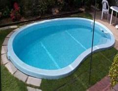 Piscinas de fibra de vidrio mod bora bora forma ri on en mercado libre - Precio de piscinas de fibra ...