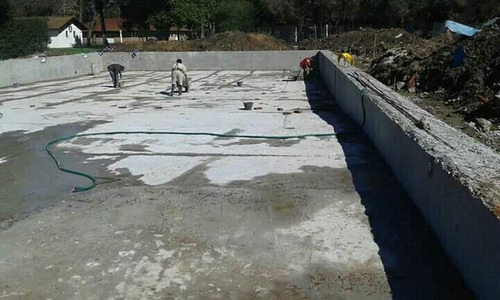 piscinas de hormigon    medidas especiales y  estandar. ,