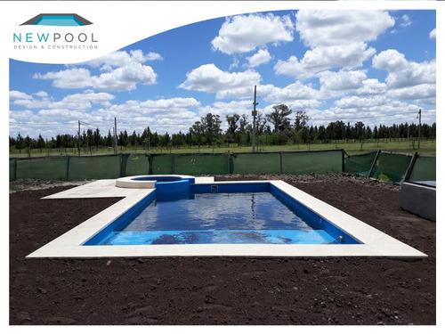 piscinas de hormigón - presupuesto sin cargo