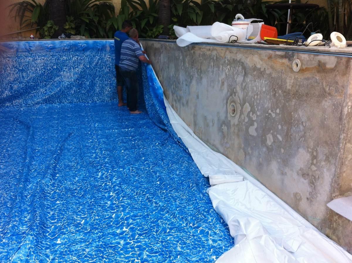Piscinas de vinil instala o e manuten o pre o m 0 for Compra de piscinas