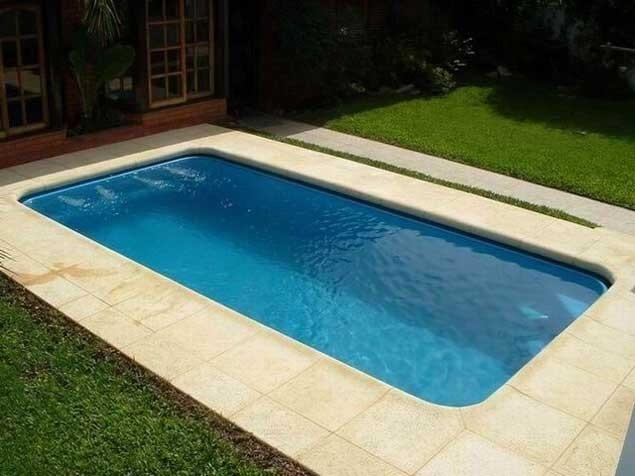 Piscinas en fibra de vidrio bs en mercado libre for Vidrio para piscinas