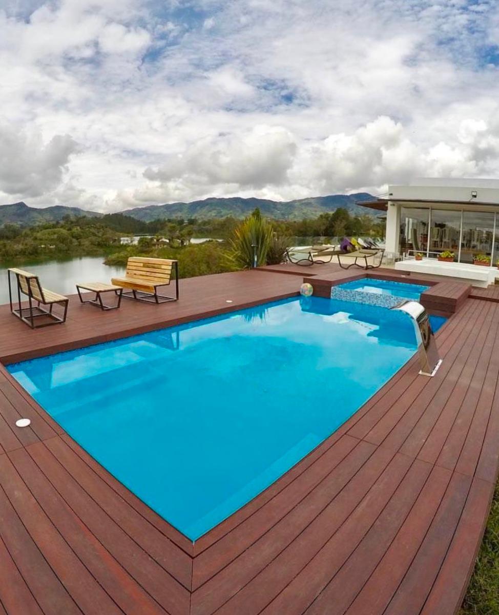 Piscinas en fibra de vidrio en colombia for Compro piscina de fibra de vidrio