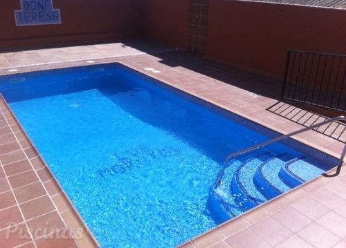 piscinas en fibra de vidrio fabricado ala medidas