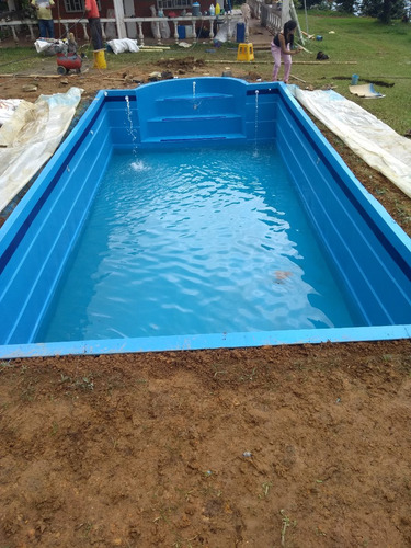piscinas en fibra de vidrio modulares - Piscinas De Fibra De Vidrio