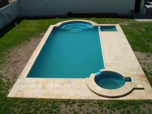 piscinas en hormigón armado 20 años de garantía.