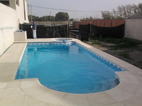 piscinas en hormigon armado $ 4.500 mt2